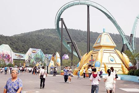 """World Joyland"" - World of Warcraft / StarCraft Theme Park"
